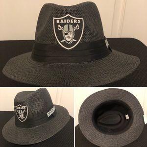 🔲 Fedora Raiders Hat